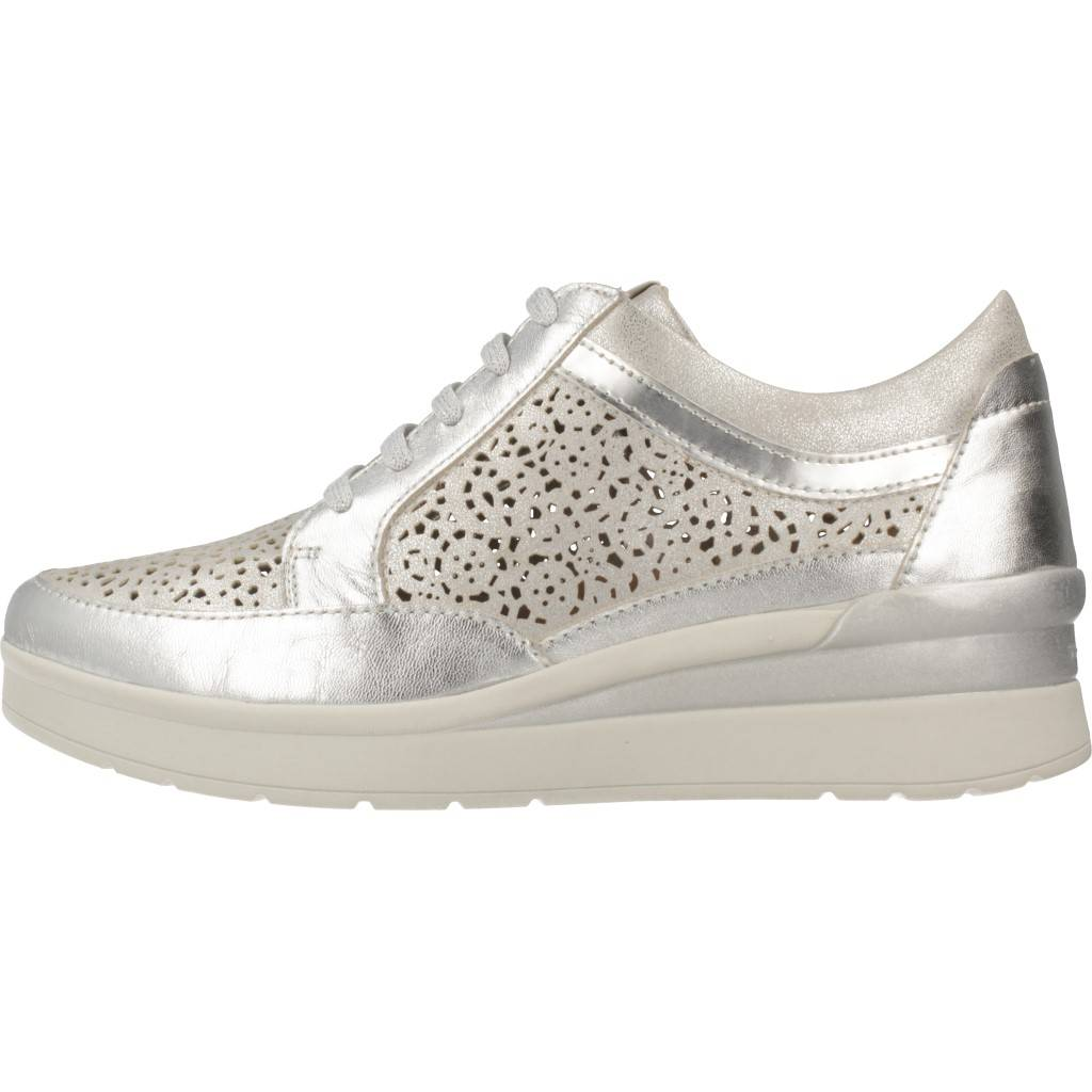 Cream Online Zacaris Zapatos Stonefly Plata 11 OPikTXuZ