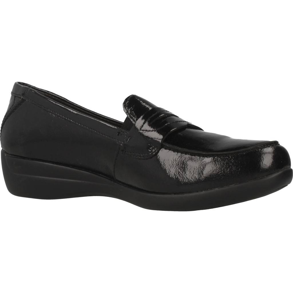 Stonefly Venus Ii 42 Negro Zacaris Zapatos Online - Gran Venta