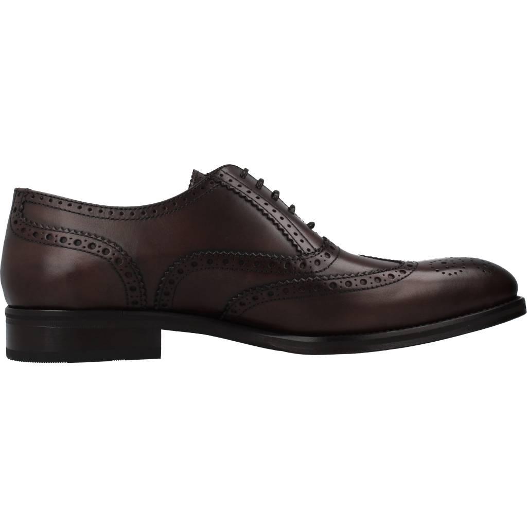 Sergio Serrano 4408 Marron Zacaris Zapatos Online - Gran Venta