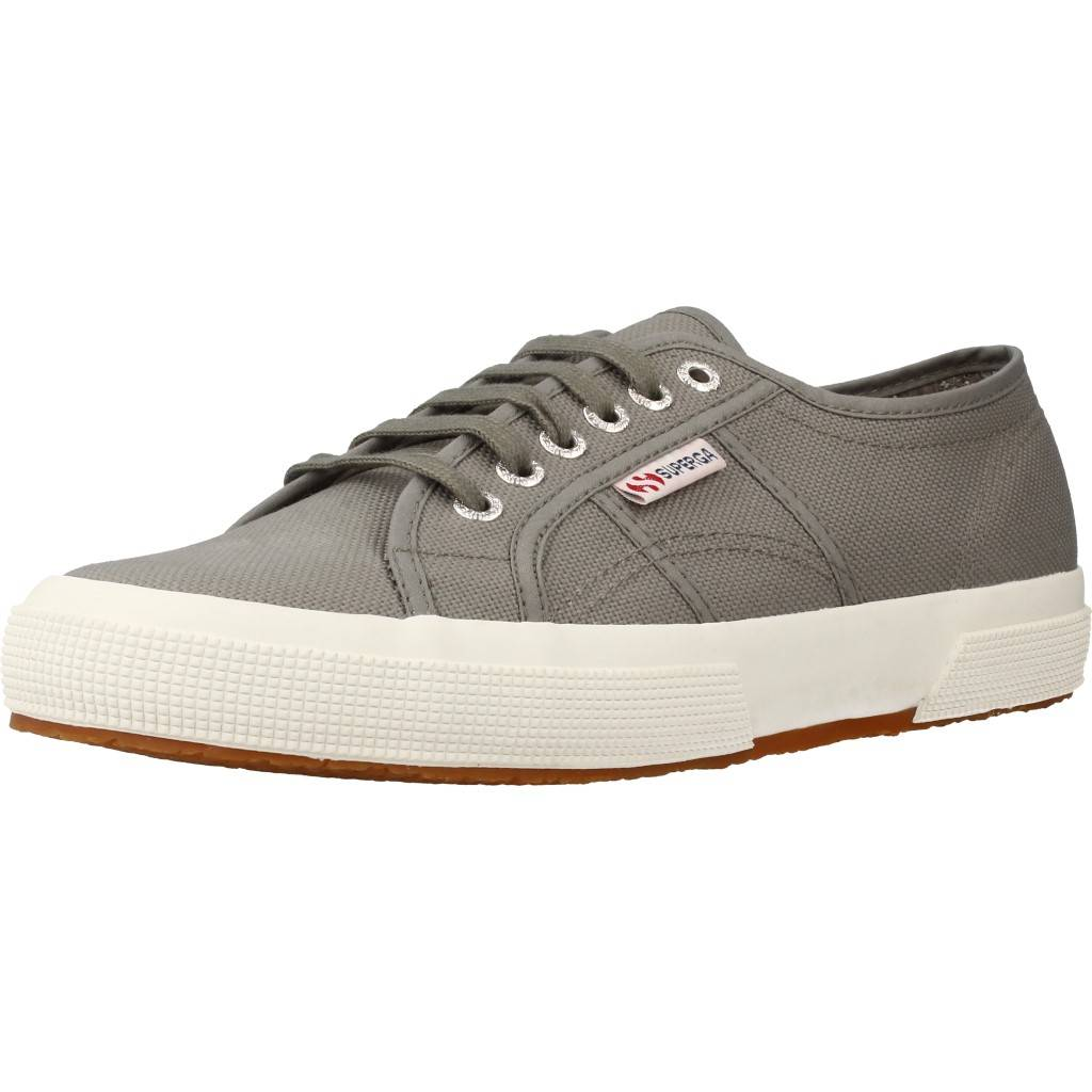 bd77815 SUPERGA SNEAKERS GRIGIO DONNA WOMEN'S GREY SNEAKERS