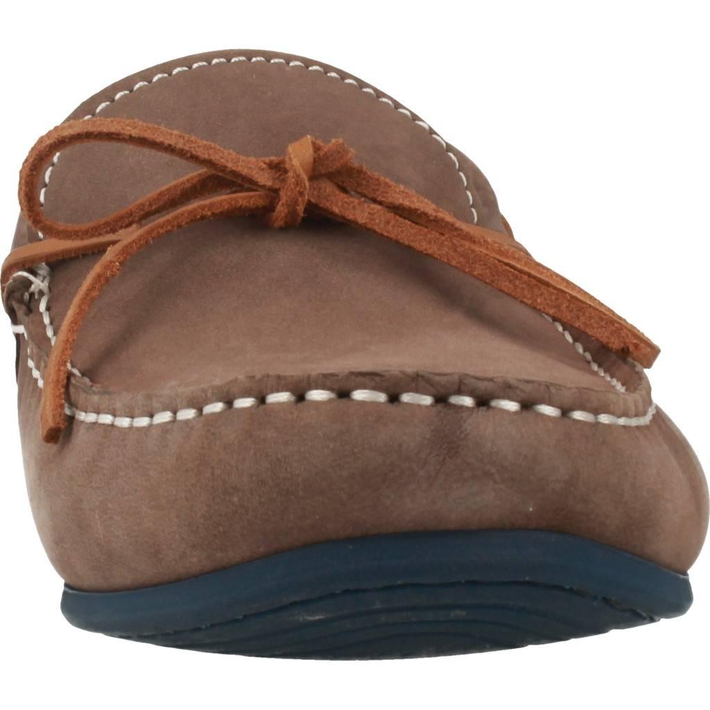Sebago Trenton Tie Marron Zacaris Zapatos Online - Gran Venta