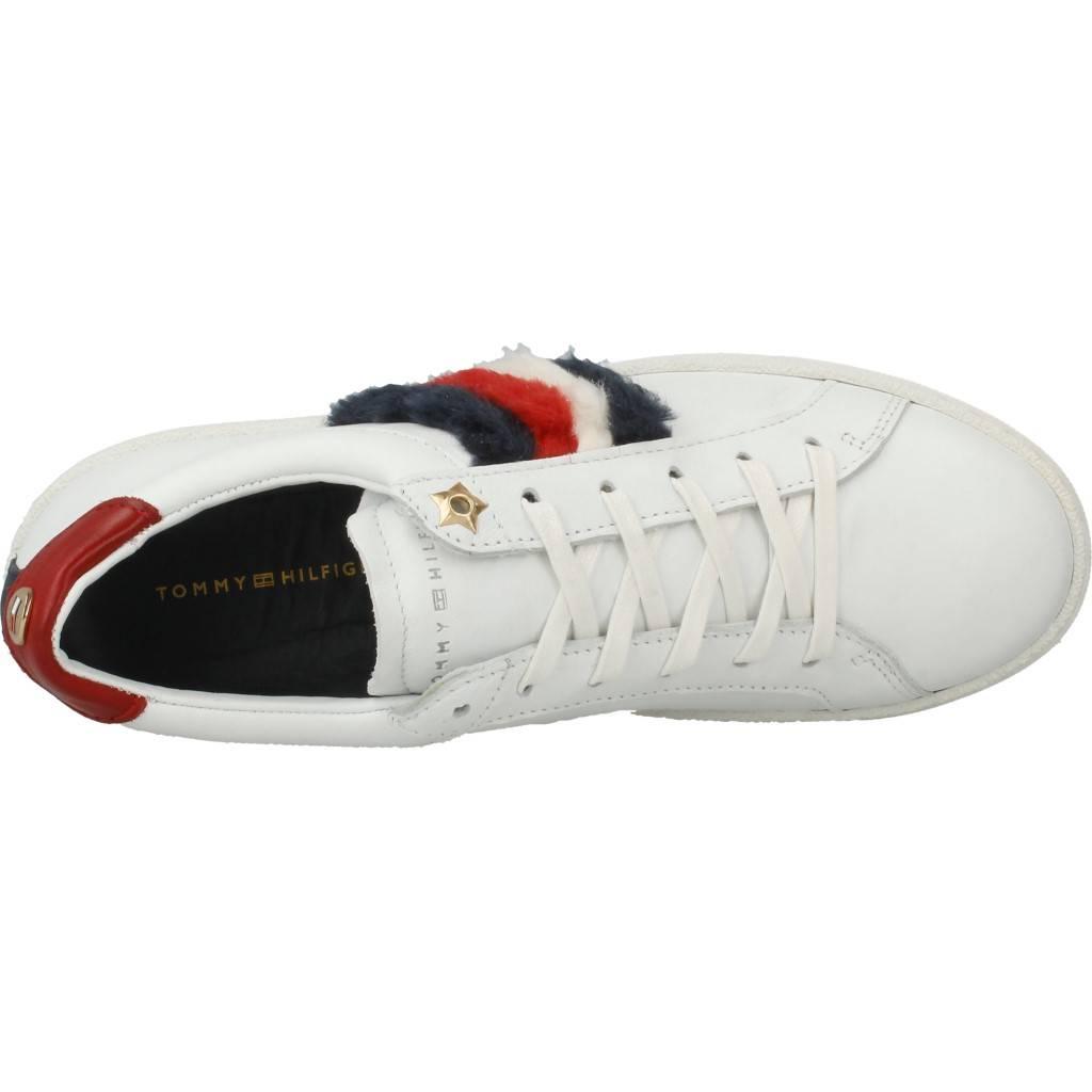 Sneakers Basses Homme - Noir - Noir  Noir (Black/Metallic Silver/Dark Grey/Stealth) Tommy Hilfiger Suzie White - FW01922 - Couleur: Blanc - Pointure: 40.0 Minnetonka Womens Plaid Cally Slipper 9 B Red  Noir (Espace Noir) Merrell Glove 4 ki7rT5F