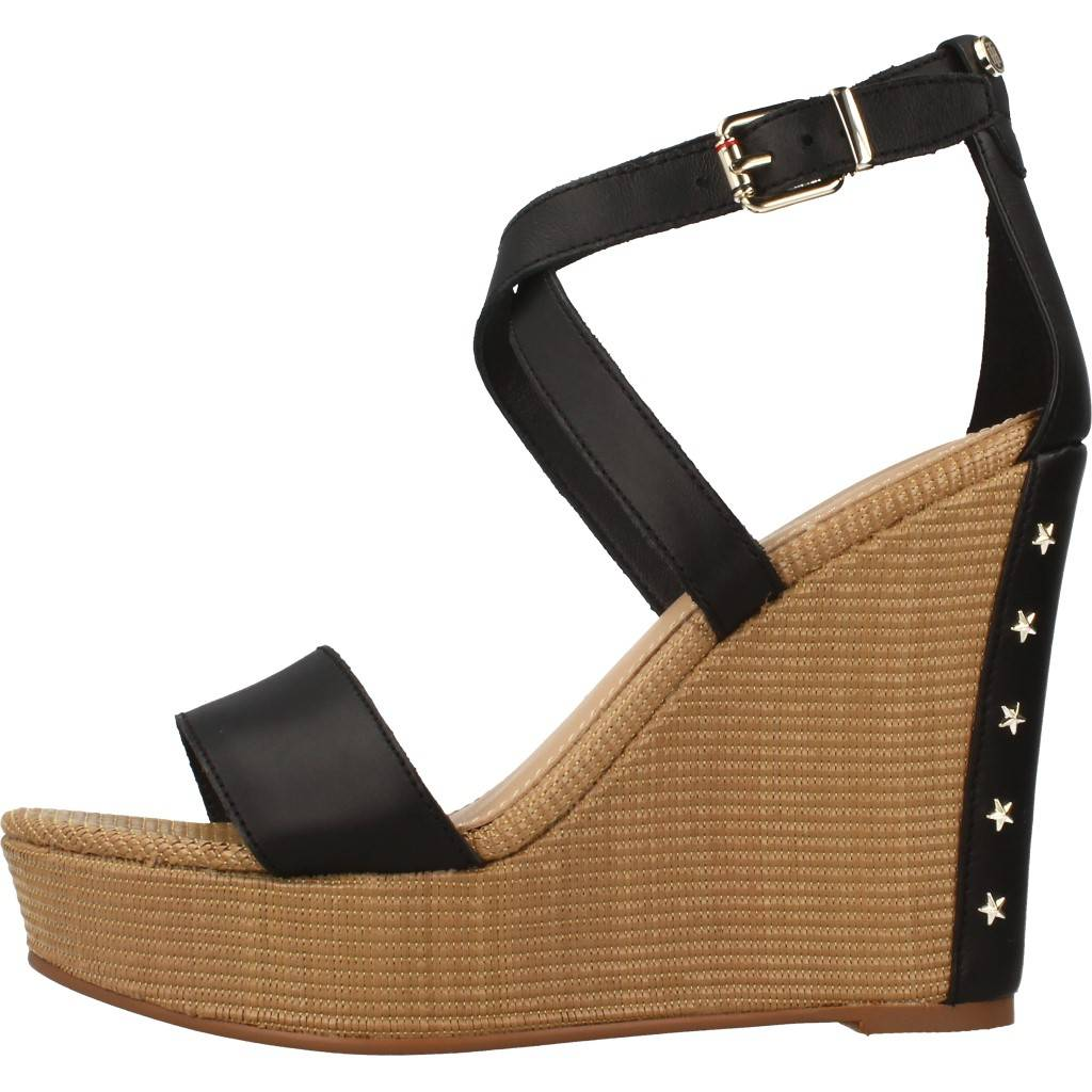 40e6bae22 TOMMY HILFIGER FW0FW02236 NEGRO Zacaris zapatos online.