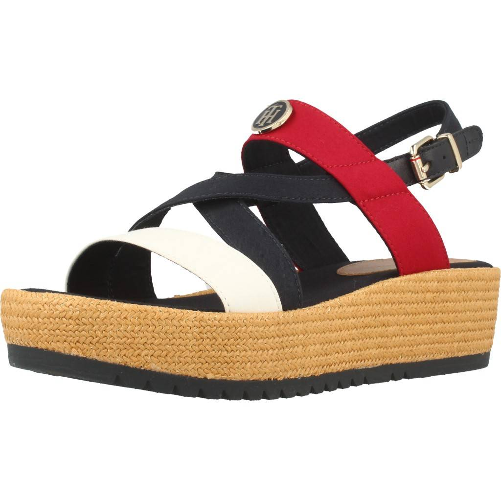 Sandalo TOMMY HILFIGER FW0FW02419 Color Multicolore