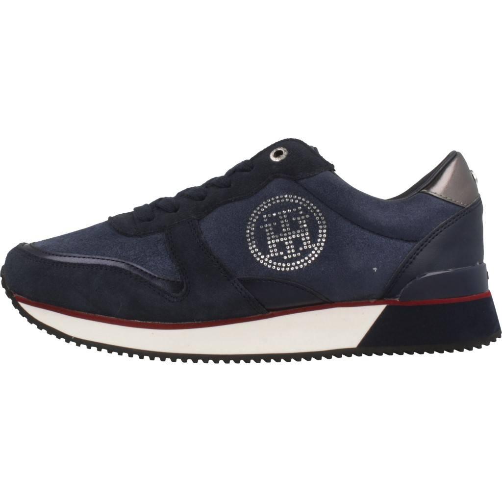TOMMY HILFIGER. Zapatos online. FW0FW03229 AZUL aec8a49b0f
