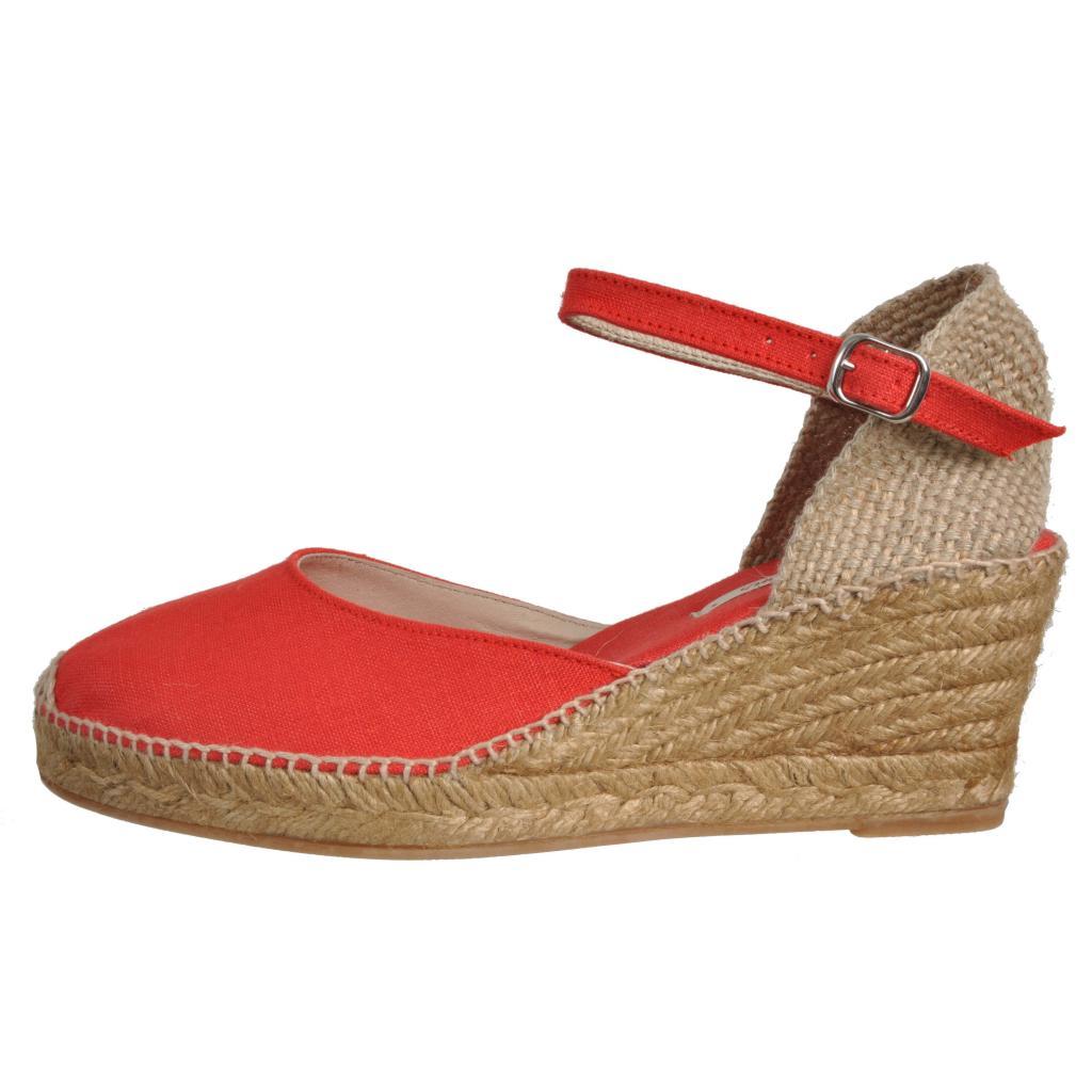 bajo precio b9609 d3cfa TONI PONS 37719 ROJO Zacaris zapatos online.