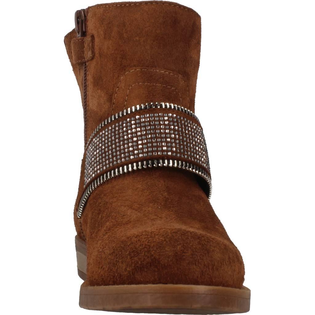 6ec6c0c5c ... Grandes precios de zapatos para hombres y mujeres UNISA GEMOS BS  MARRONZapatos niños Zapatos Niñas Botas ...