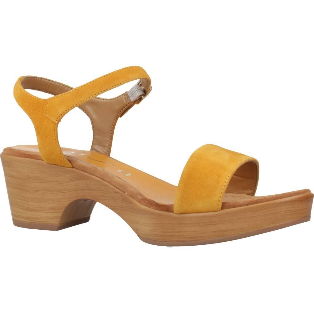 Unisa Irita Amarillo Zacaris Zapatos Online - Gran Venta