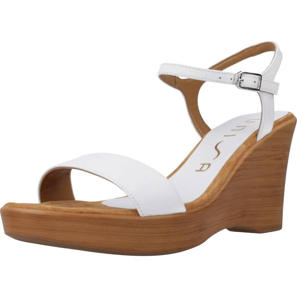Unisa Rita 20 Blanco Zacaris Zapatos Online - Gran Venta