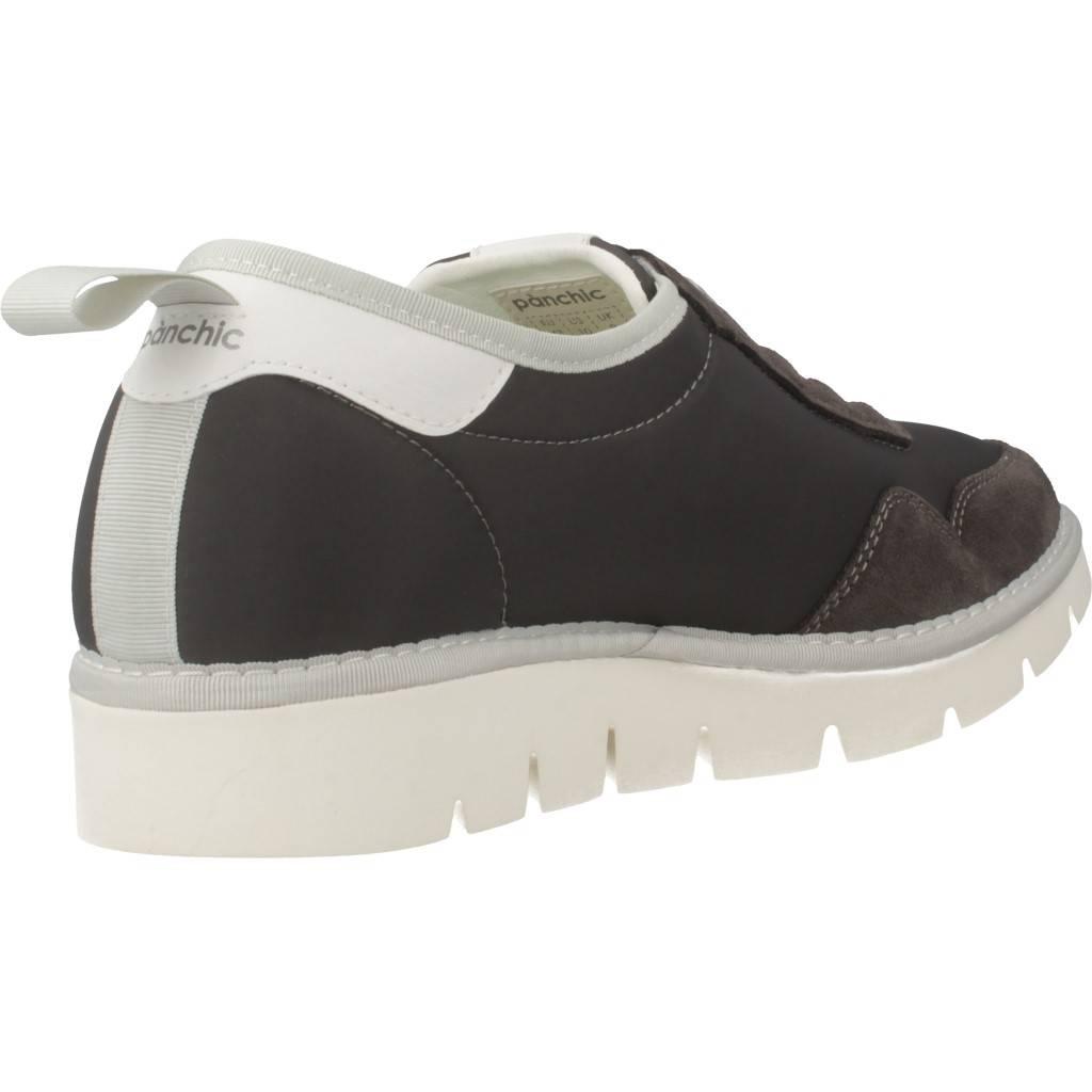 Panchic P05m14006ns1 Gris Zacaris Zapatos Online - Gran Venta