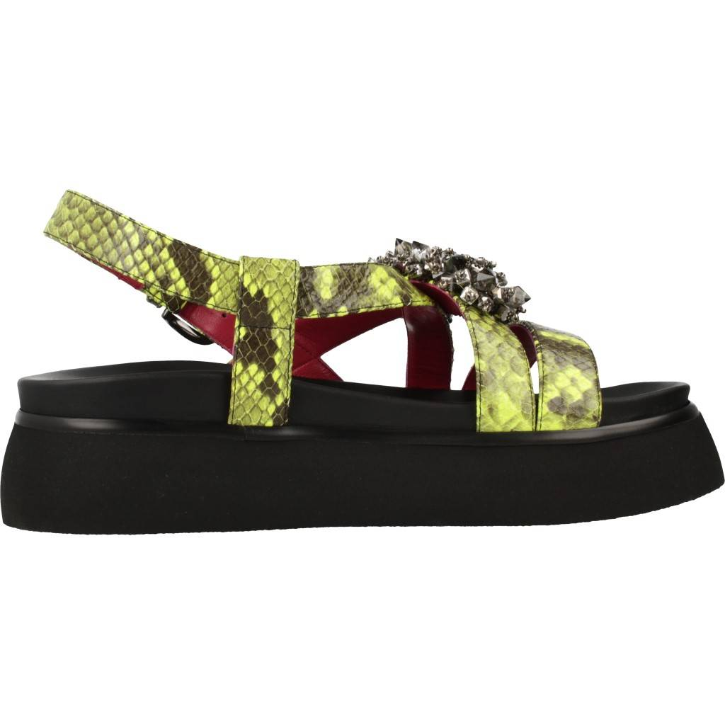 181 Nigella Animal Print Zacaris Zapatos Online - Gran Venta