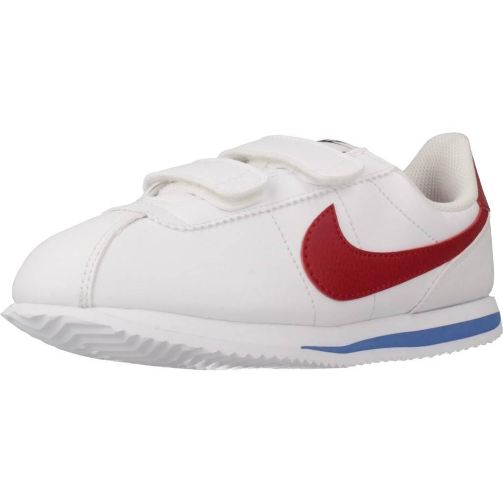 NIKE CORTEZ BASIC SL (PSV) BLANCO Zacaris zapatos online.