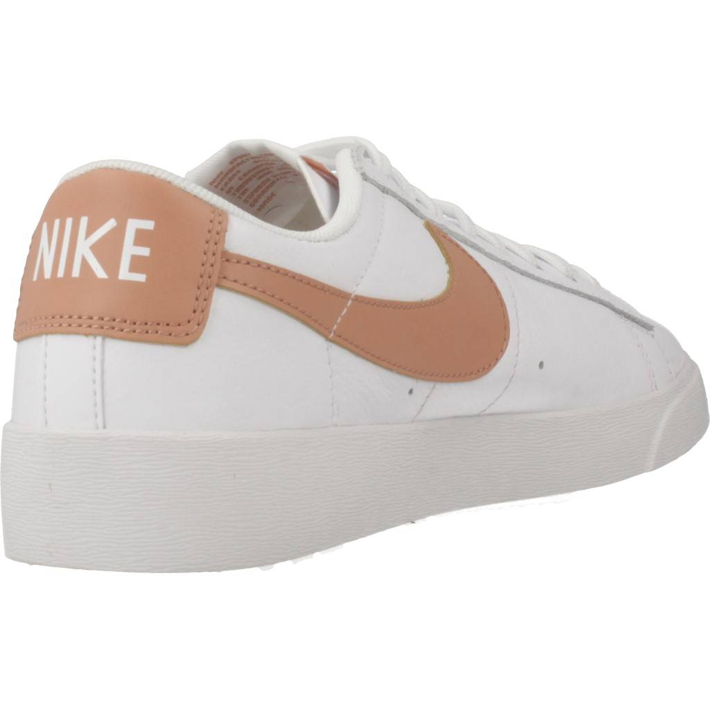 Nike Blazer Low Blanco Zacaris Zapatos Online - Gran Venta