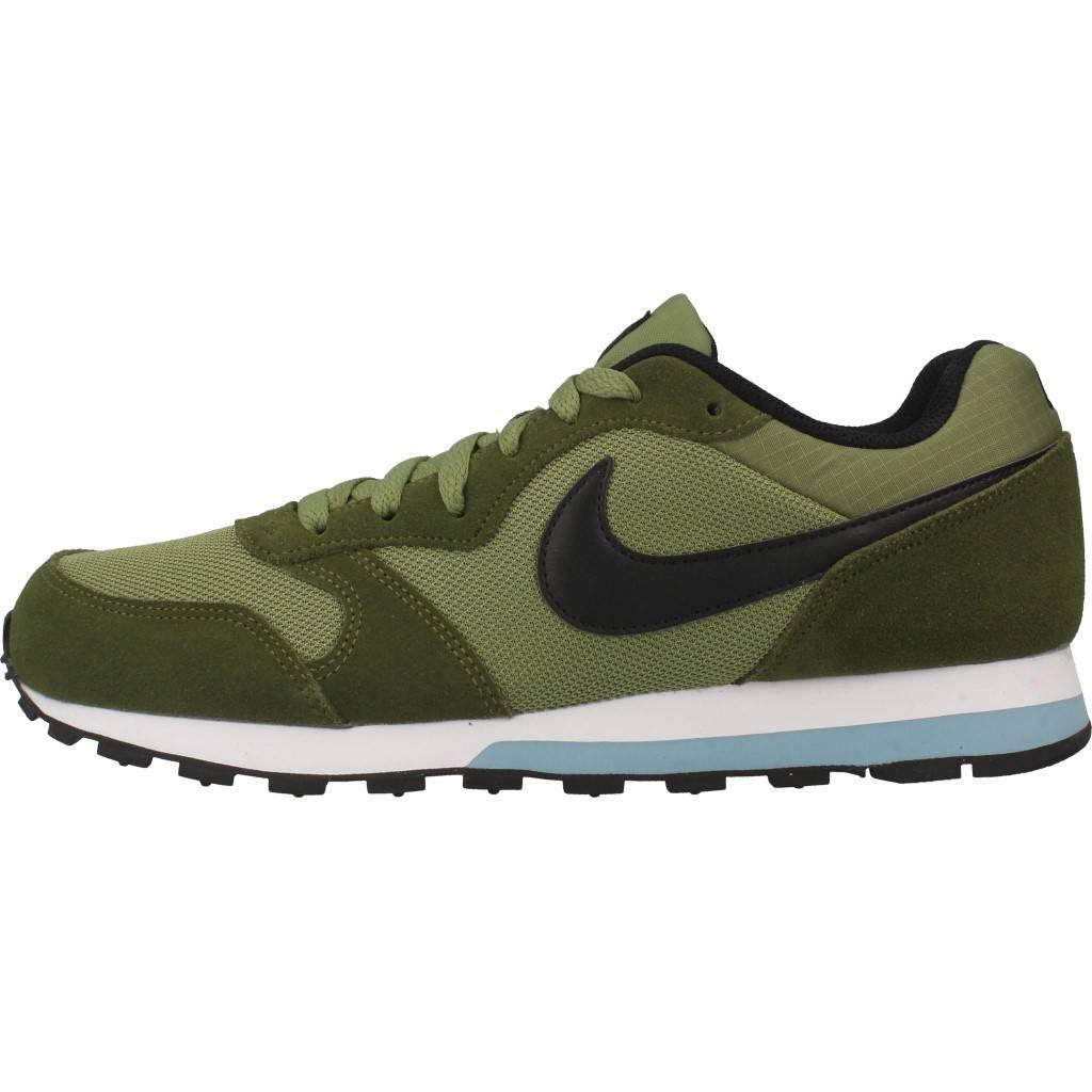NIKE MD RUNNER 2 VERDE Zacaris zapatos online.
