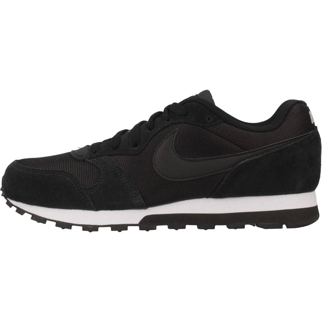 NIKE MD RUNNER 2 NEGRO Zacaris zapatos online.