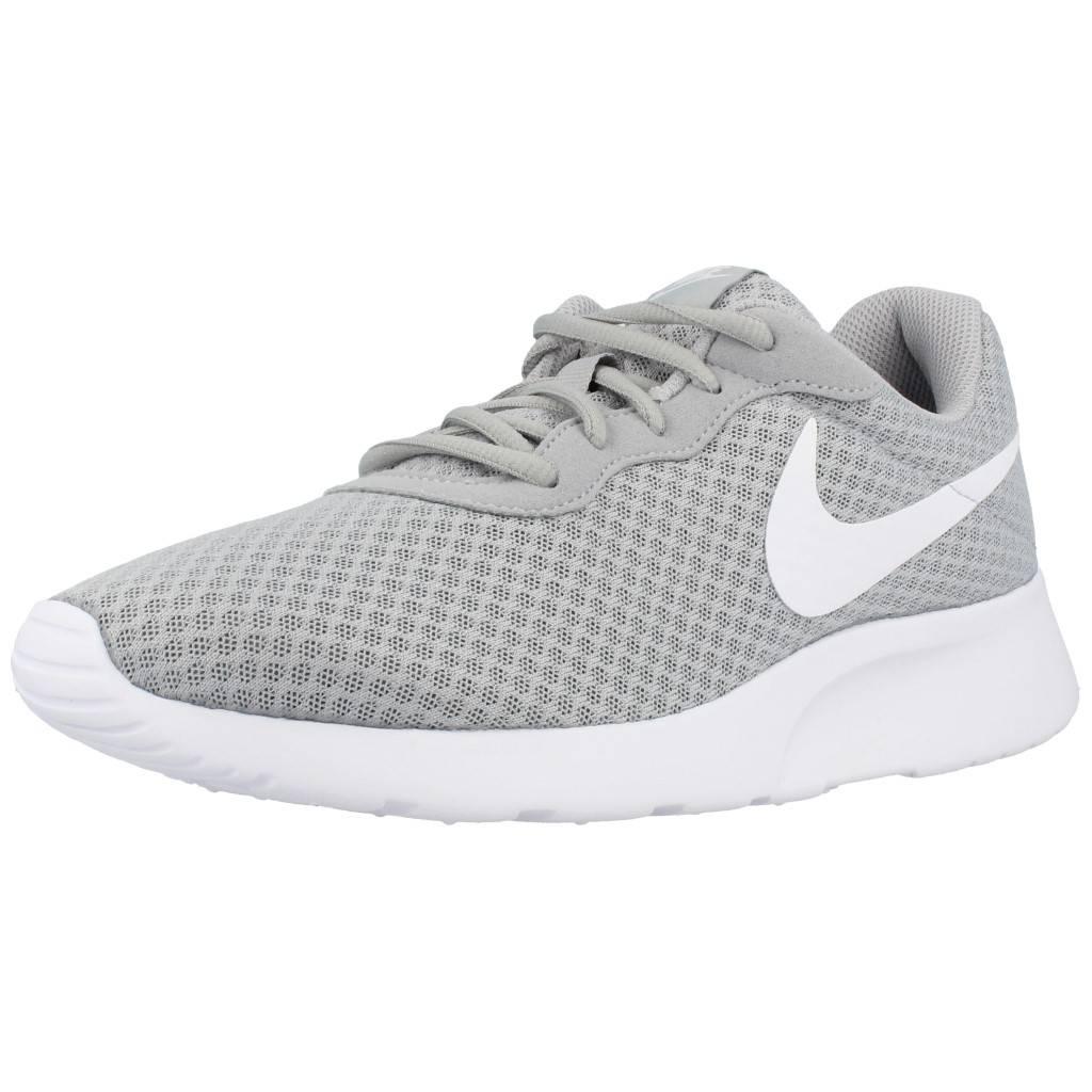 Nike Tanjun Gris Zacaris Zapatos Online - Gran Venta