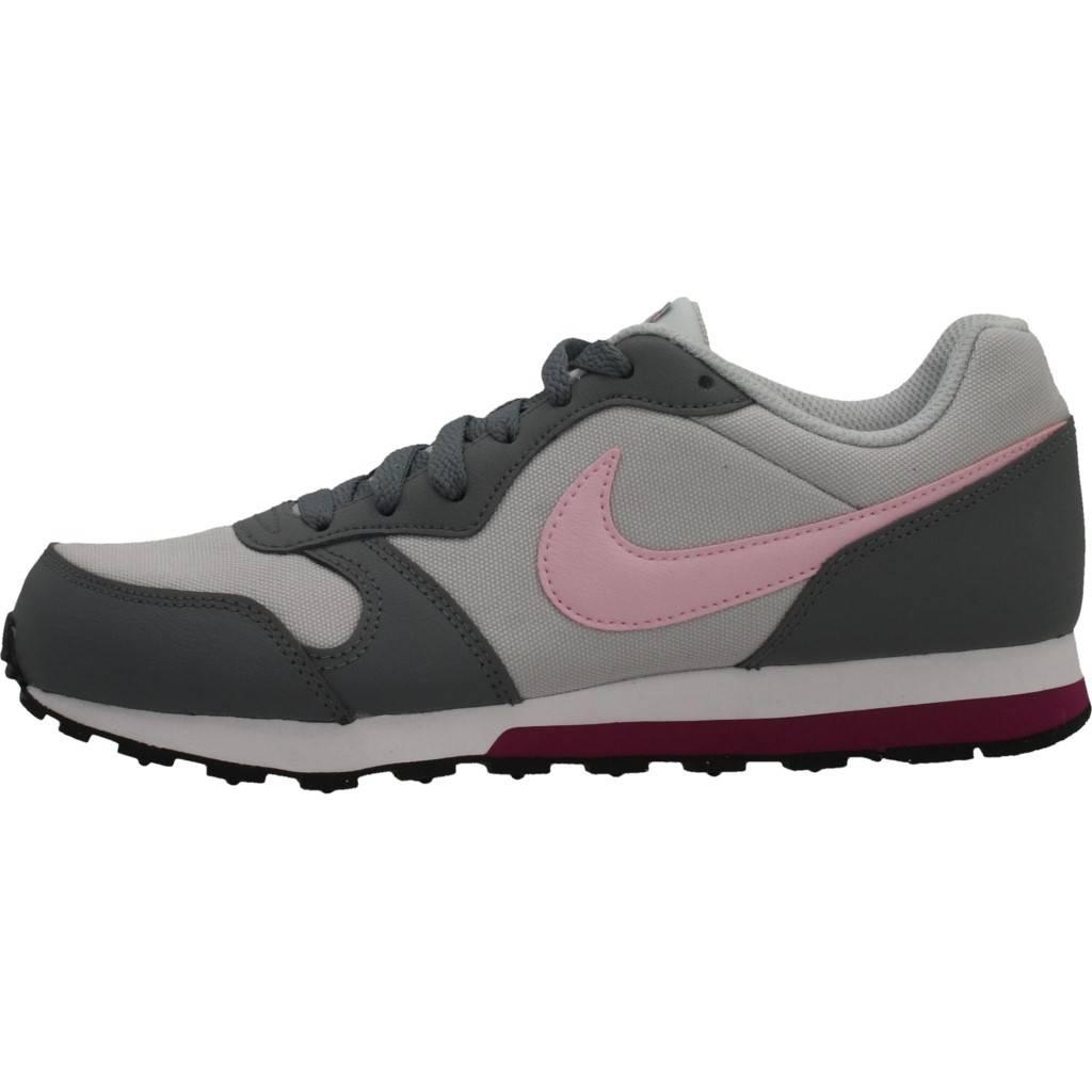NIKE MD RUNNER 2 (GS) SP19 GRIS Zacaris zapatos online.