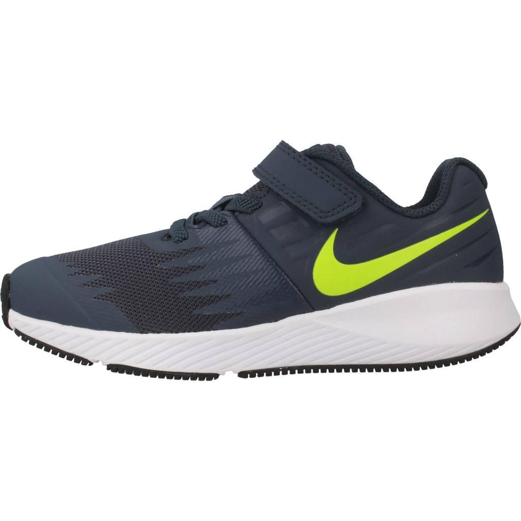 ... sale retailer ef6fe 49ec8 NIKE. Zapatos online. STAR RUNNER (PSV  Tênis  Pico 4 PSV Branco - Compre Agora Dafiti Brasil 8e6d73a4cb3465 ... 3895f6f0a215f