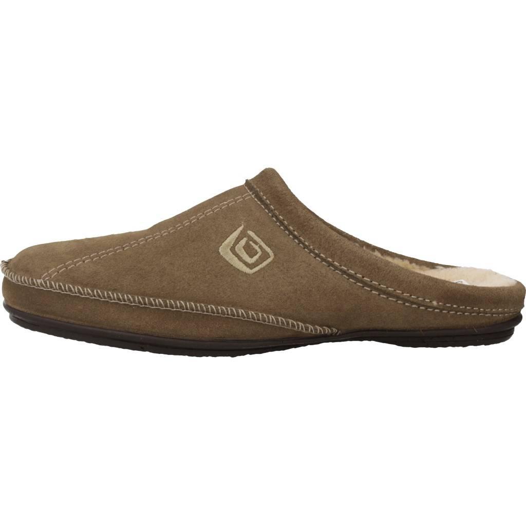 Zapatillas hogar Hombre VULLADI 239 70 MARRON CLARO 26543 MARRON CLARO
