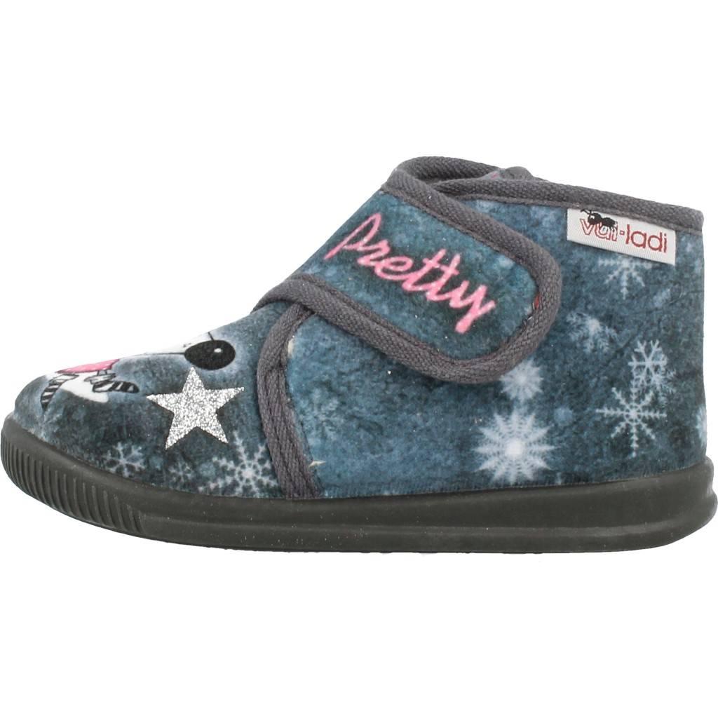 Grandes precios de zapatos para hombres y mujeres VULLADI 1108 140 GRISZapatos niños  Zapatos Niñas  Zapatillas Hogar