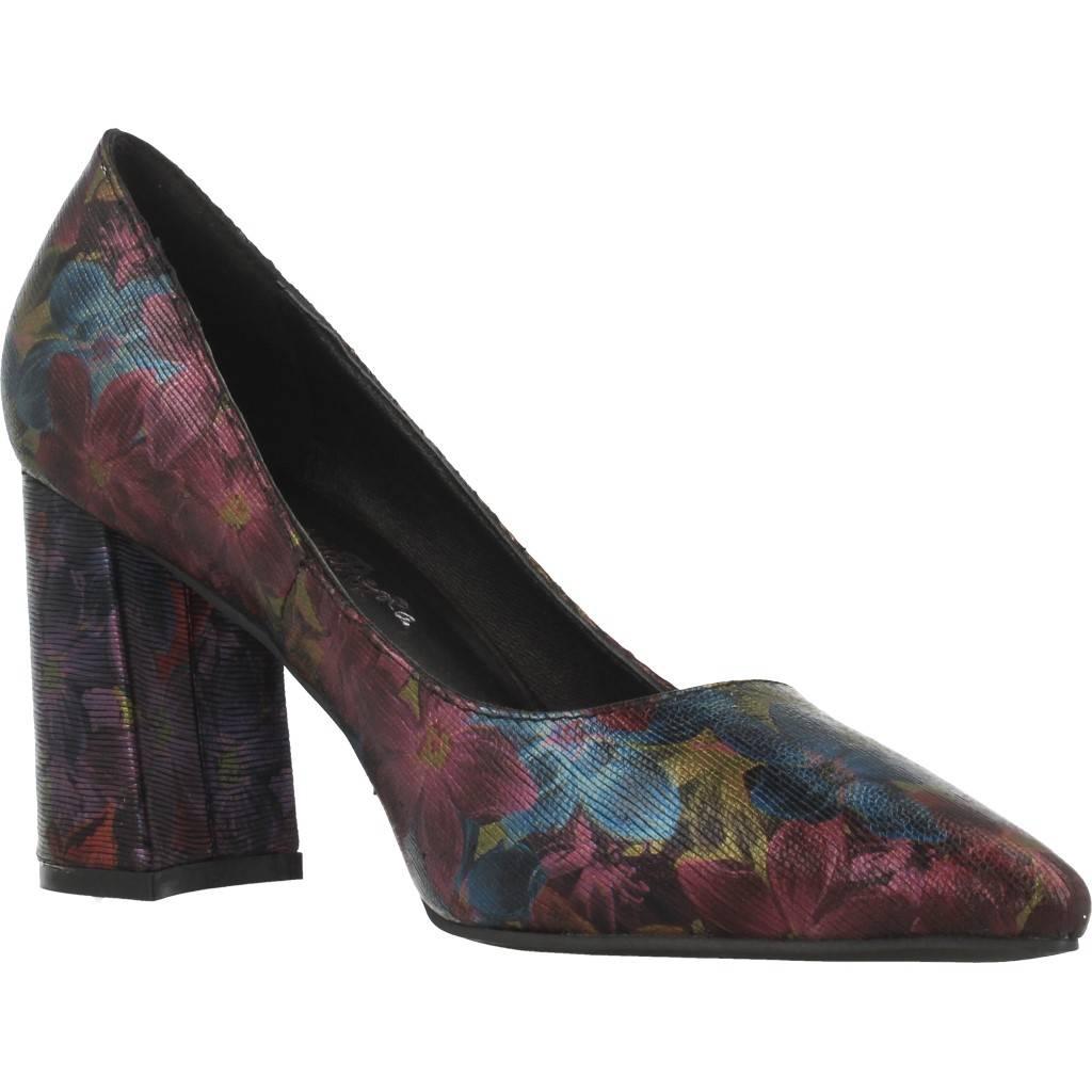Alma En Pena I17310 Floral Zacaris Zapatos Online - Gran Venta