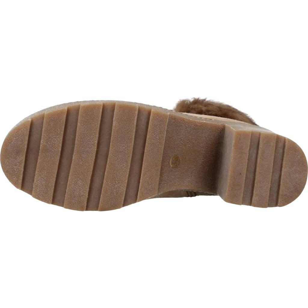 Alma En Pena I19394 Marron Claro Zacaris Zapatos Online - Gran Venta