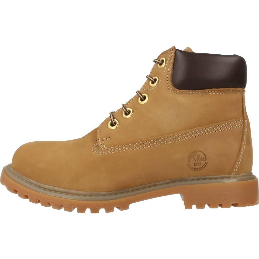 Grandes precios de zapatos para hombres y mujeres LUMBERJACK RIVER MARRON CLAROZapatos niños  Zapatos Niños  Botas