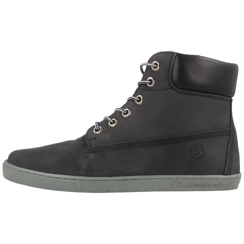 Grandes precios de zapatos para hombres y mujeres LUMBERJACK TRY ANKLE AZULZapatos niños  Zapatos Niños  Botas