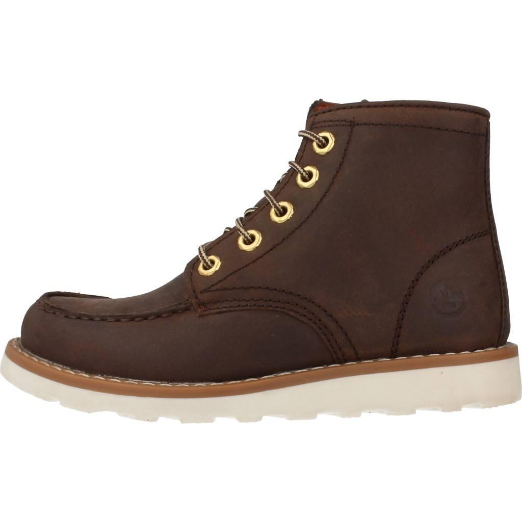 Grandes precios de zapatos para hombres y mujeres LUMBERJACK RUMBLE MARRONZapatos niños  Zapatos Niños  Botas