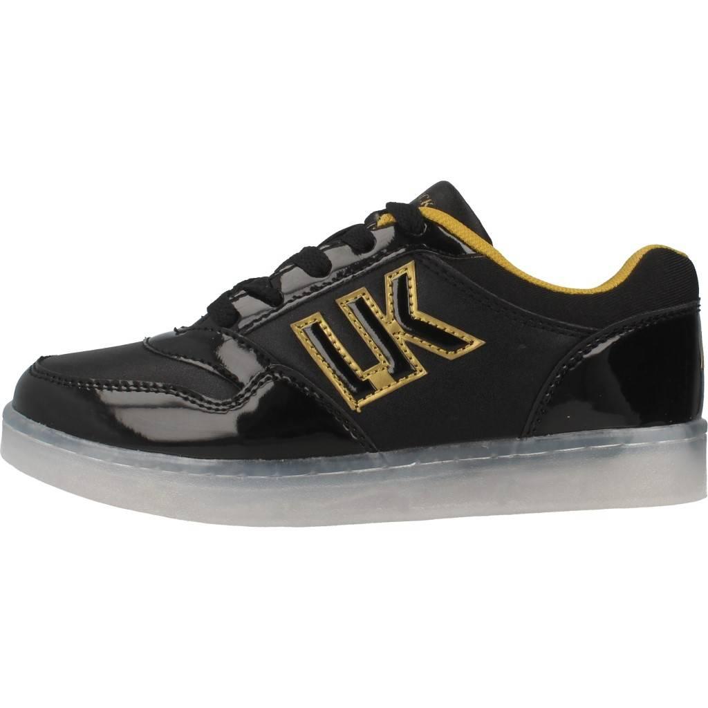 Grandes precios de zapatos para hombres y luces mujeres LUMBERJACK GLOW con luces y NEGROZapatos niños  Zapatos Niños  Zapatillas 6ae6ba