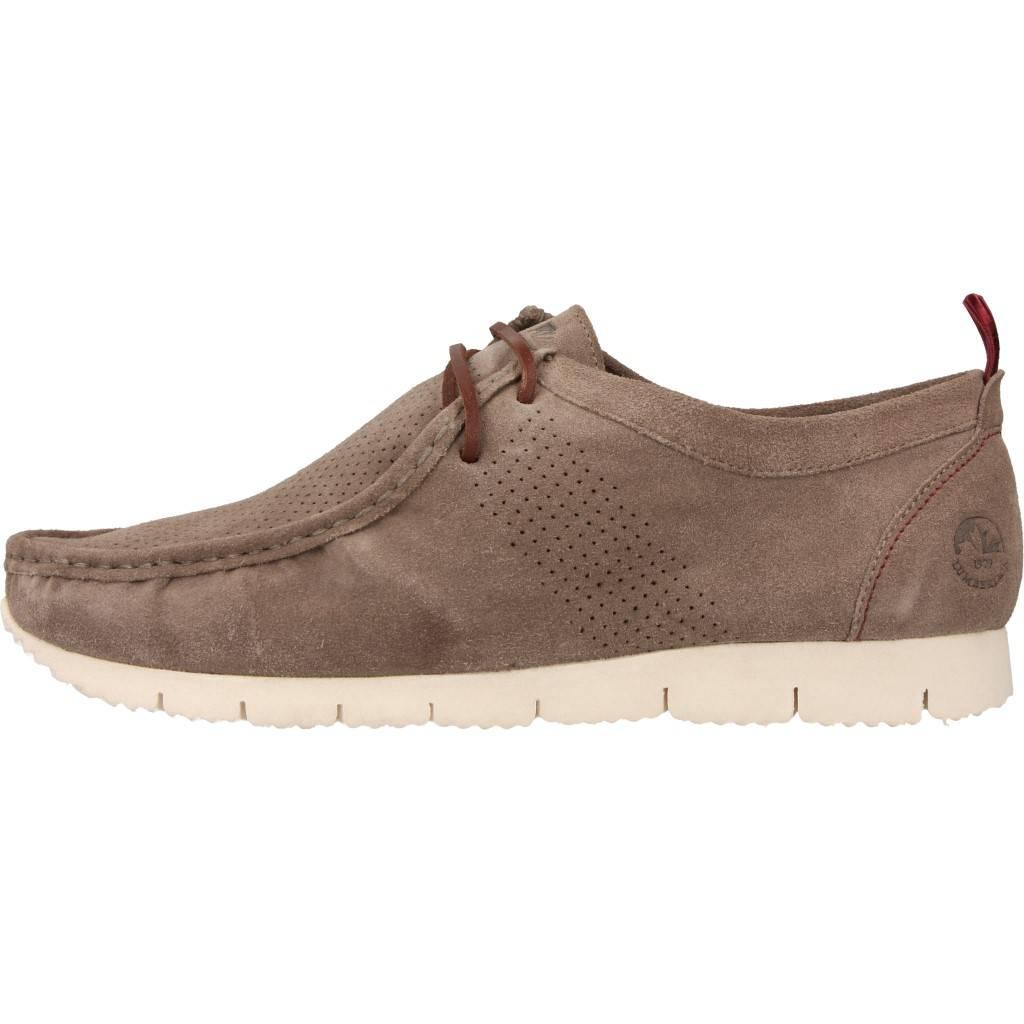 Lumberjack Zapatos Para Hombre, Color Gris, Marca, Modelo Zapatos Para Hombre SM27304 Gris