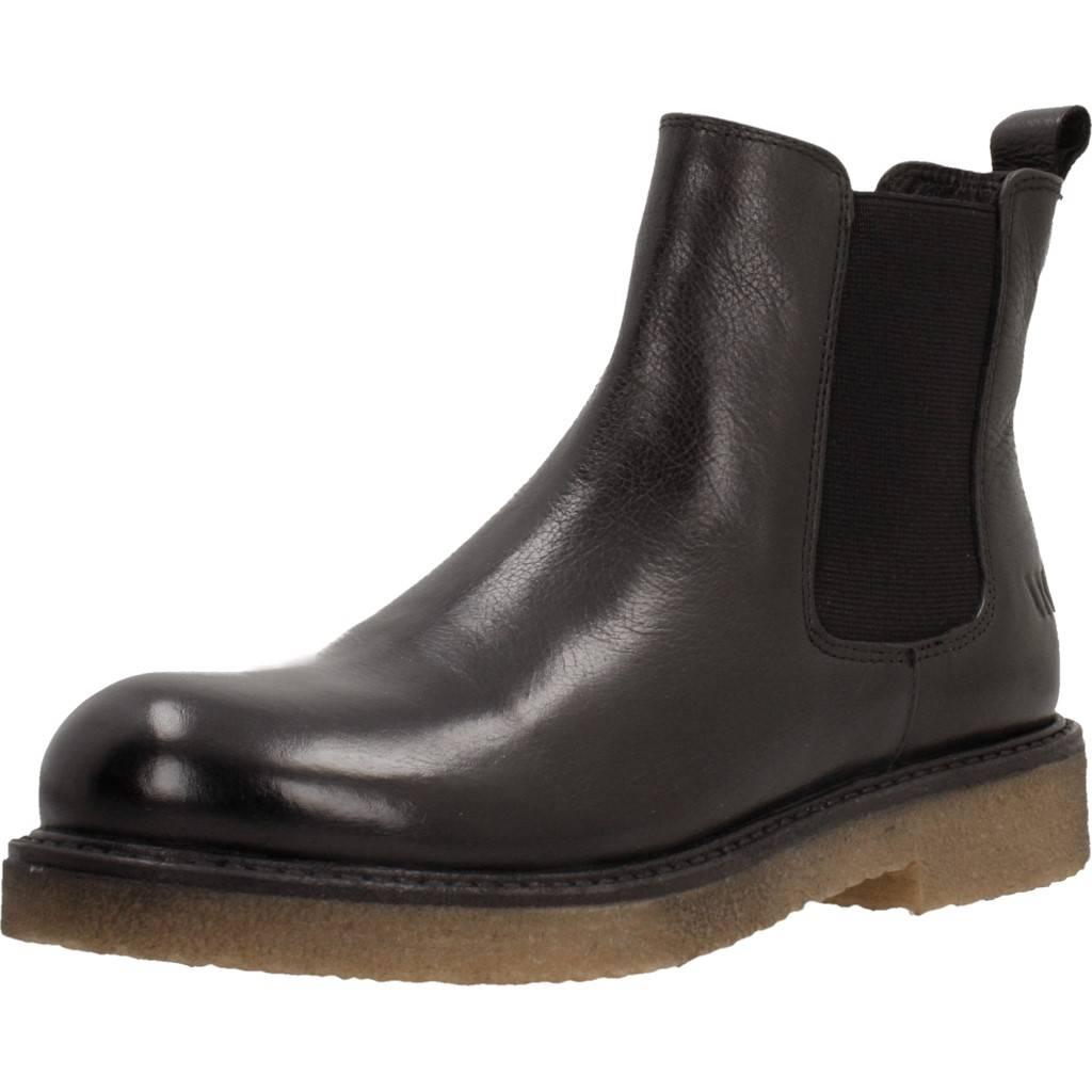 Stiefelleten/Boots Damen LUMBERJACK SHARON, Farbe Schwarz