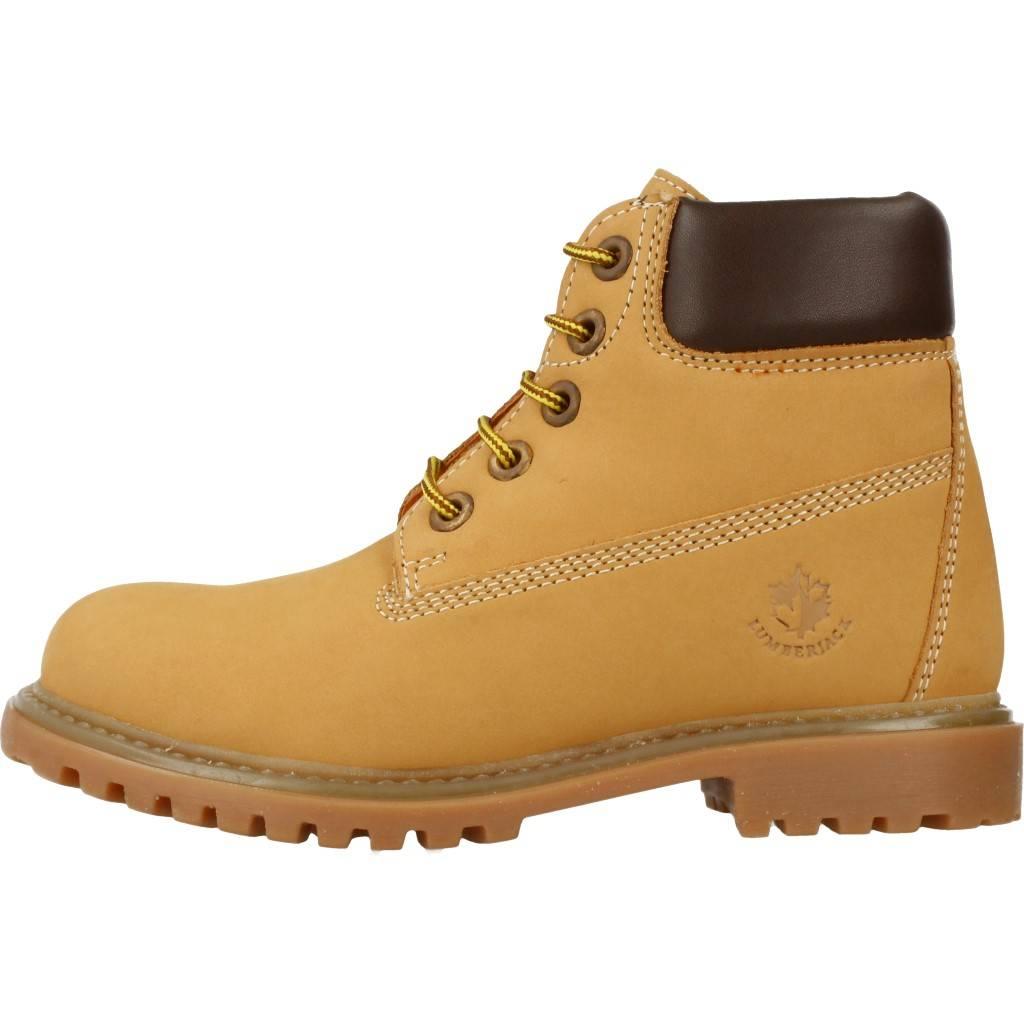 Grandes precios de zapatos para hombres y mujeres LUMBERJACK RIVER AMARILLOZapatos niños  Zapatos Niños  Botas