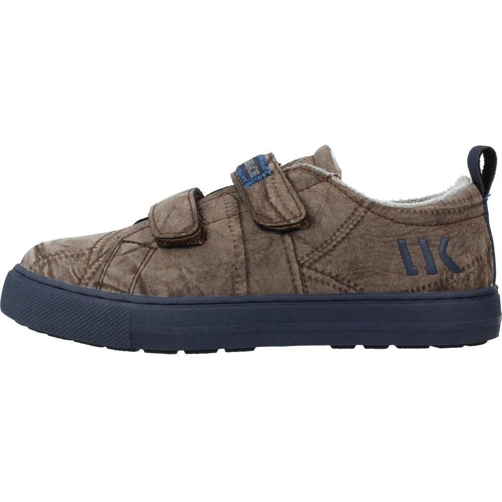 Grandes precios de zapatos para hombres y mujeres LUMBERJACK PUZZLE MARRONZapatos niños  Zapatos Niños  Zapatillas