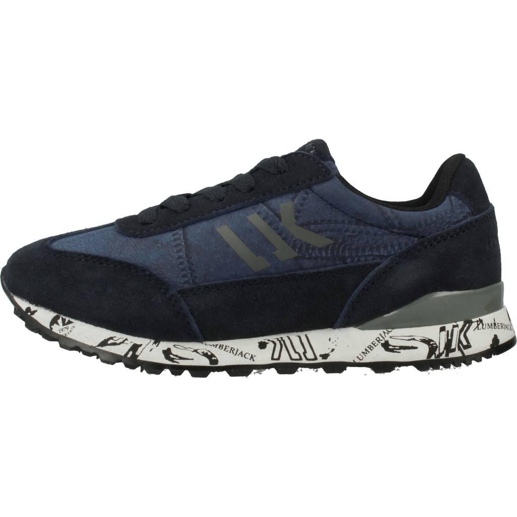 Grandes precios de zapatos para hombres y mujeres LUMBERJACK SB37005 AZULZapatos niños  Zapatos Niños  Zapatillas