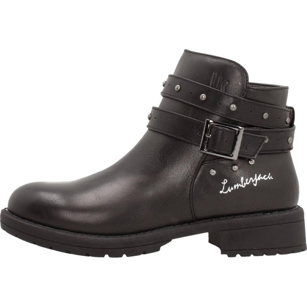 Grandes precios de zapatos para hombres y mujeres LUMBERJACK SWEET NEGROZapatos niños  Zapatos Niñas  Botas