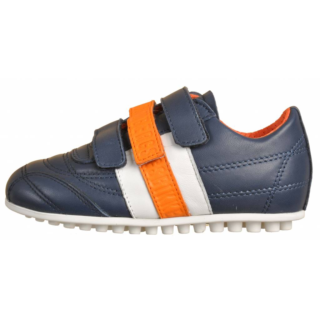 BIKKEMBERGS SOCCER 44A AZUL Zacaris zapatos online.