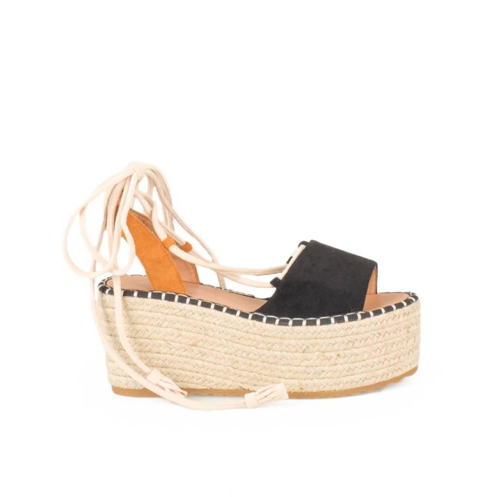 Zian 17759_36 Negro Zacaris Zapatos Online - Gran Venta