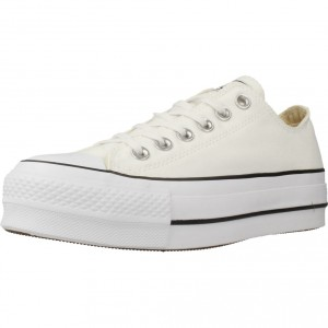 159ca46cd CONVERSE CHUCK TAYLOR ALL STAR BLANCO Zacaris zapatos online.