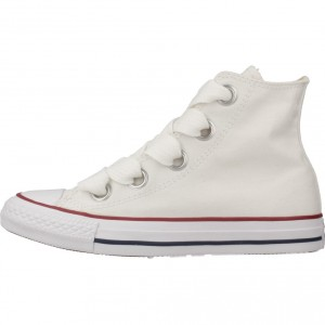 CTAS BIG EYELETS HI WHITE I