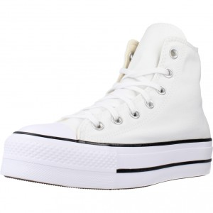 ce0a074a7 CONVERSE CHUCK TAYLOR ALL STAR LIFT LOW BLANCO Zacaris zapatos online.
