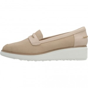 SHARON RANCH BLUSH NUBUCK