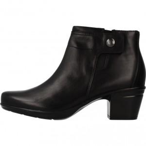 Zapatos Mujer Clarks en color Negro | Zapatos online en 24
