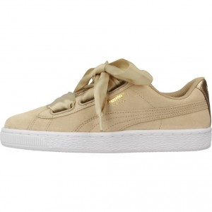SUEDE HEART SAFARI WNS