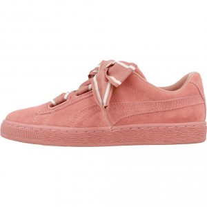 SUEDE HEART SATIN II WNS