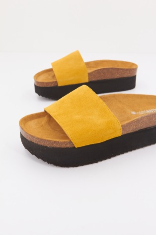 7fc4787b8a4 Zapatos Yellow