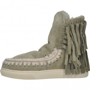 ESKIMO SNEAKER WITH FRINGES