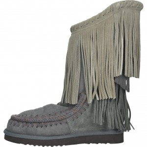INNER WEDGE TALL DOUBLE FRINGE