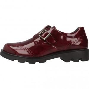 Zapatos Niña Color Colegiales En Burdeos De Pablosky 8q8Rrp