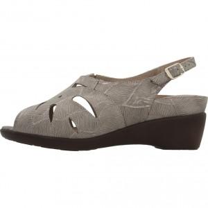 b51301e2bef Zapatos Confort de mujer Piesanto en color Marron   zapatos cómodos ...